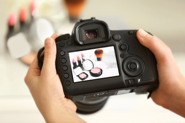 Product photography camera