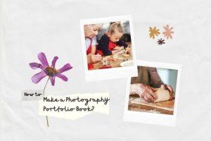 Make a Photography Portfolio Book